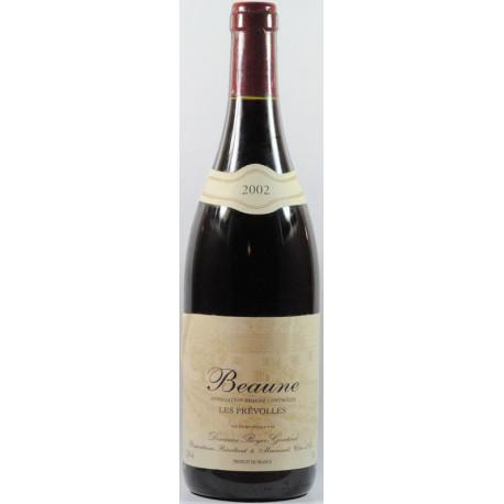 Beaune les Prevolles Rouge 2002 Boyer-Gontard