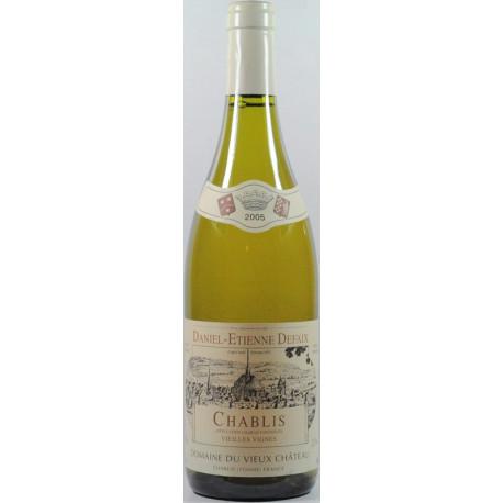Chablis Vieilles Vignes Blanc 2005 Daniel-Etienne Defaix