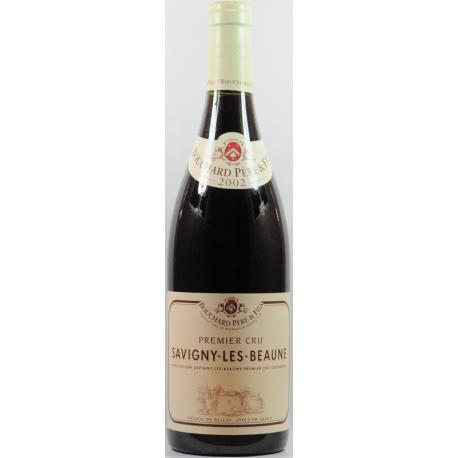 Savigny-lès-Beaune 1er cru Rouge 2002 Bouchard Père & Fils
