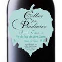 Vin de Pays Mont Caume Rouge Cellier des Pradeaux