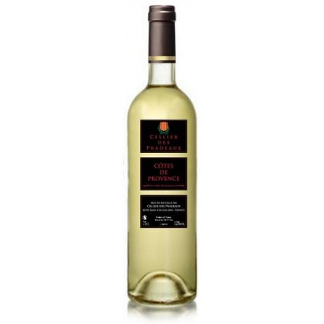 Côtes de Provence Blanc Cellier des Pradeaux