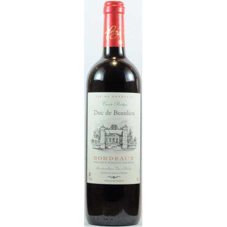 Bordeaux Rouge 2005 Duc de Beaulieu