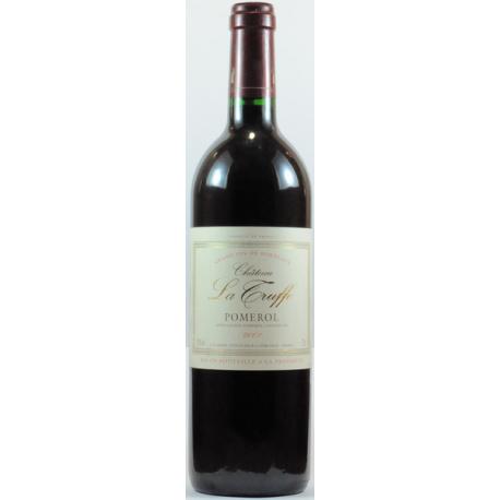Pomerol Rouge 2001 CH. La Truffe