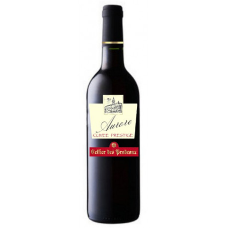 Vin de pays de Méditerranée Rouge Merlot Cellier des Pradeaux