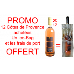 12 CP CDP ROSE 1 ICE-BAG OFFERT