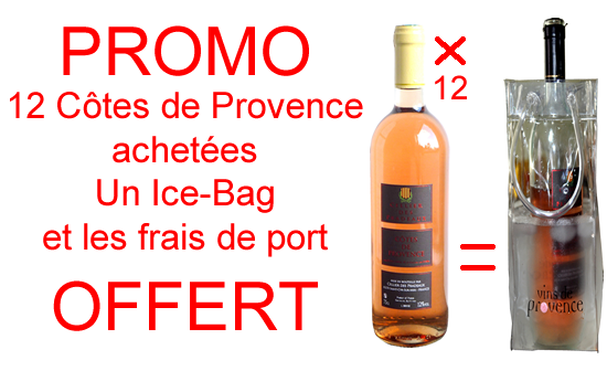 12 CP CDP ROSE 1 ICE-BAG OFFERT